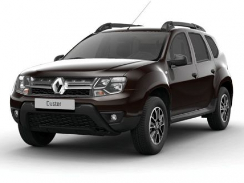 Renault Duster 2.0 AT 4х4